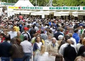 La Feria del Libro, un éxito a pesar de la crisis: las ventas subieron un 9,3%