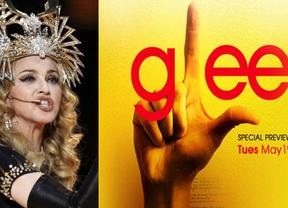 'Glee' quiere a Madonna... y Madonna quiere a 'Glee' La 'diva' de la Super Bowl aparecerá en la serie