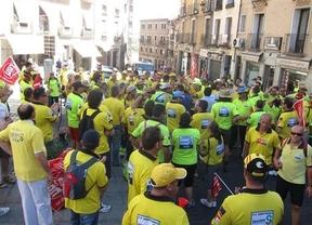 Los trabajadores de ambulancias anuncian acciones