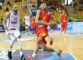 La ÑBA cierra la primera fase del Eurobasket con una nueva paliza (59-83)
