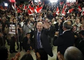 La 'otra cara' del cierre de campaña del PSOE