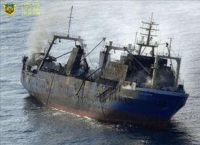 Bruselas ofrece ayuda a España tras el naufragio del pesquero frente a Canarias