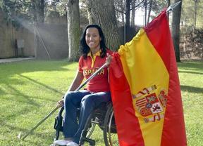 Sin polémica alguna: la 'plurimedallista' Teresa Perales, abanderada española de los Juegos Paralímpicos