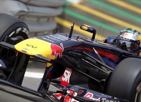 Brasil le sienta bien a Vettel: saldrá primero y Alonso, quinto