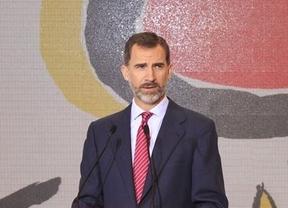 El Rey apuesta en Valencia por un modelo empresarial cooperativo que facilite la internacionalización