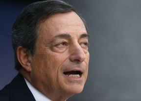 Draghi avisa de que la recuperación en la eurozona