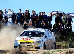 Los Mitsubishi, rivales a batir en Galicia