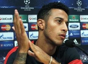 Golazo de Guardiola al Barça: le roba a Thiago Alcántara, que se marcha al Bayern