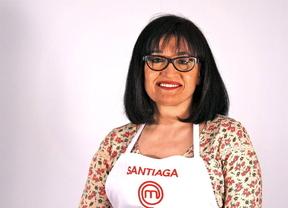 Santiaga, de MasterChef: