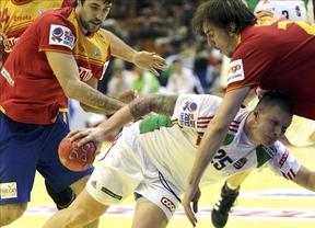 España se queda con el empate ante Hungría (24-24) en el Europeo de Balonmano