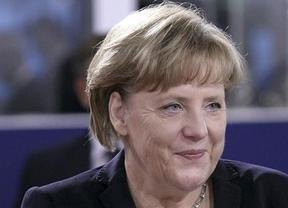 Para Merkel, Europa se recuperará económicamente lentamente... tardará diez años