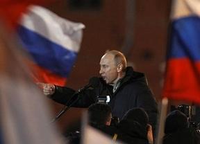 No es broma: Putin, nominado para ganar este año el Nobel de la Paz
