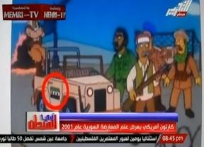 Los Simpson, la guerra de Siria y la teoría de la conspiración