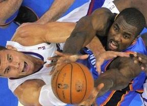 Se aleja el sueño del primer anillo de Ibaka en la NBA tras la dura derrota de sus Thunders ante los Clippers (105-122)