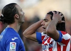 Getafe y Atlético ni apuntan ni disparan y acaban empatando a nada (0-0)