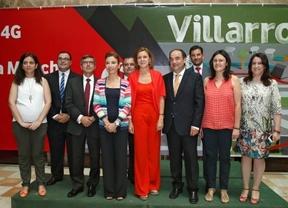 Vodafone España presenta su estrategia 4G en Villarrobledo