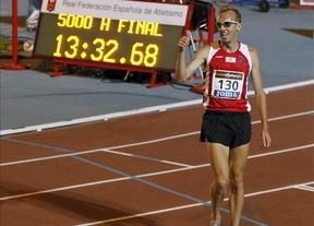 El campeón de españa de atletismo, Sergio Sánchez, suspendido por dopaje
