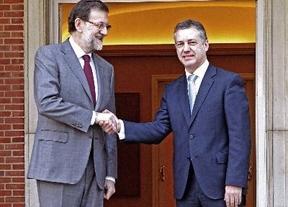 Rajoy se entrevistó en secreto con Urkullu para hablar del fin de ETA