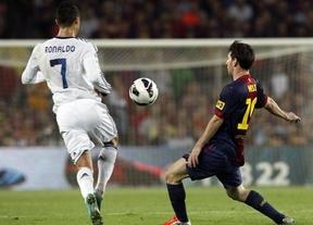 Barça-Madrid, el clásico más politizado y más igualado en juego y goles, con doblete de Messi y Ronaldo (2-2)