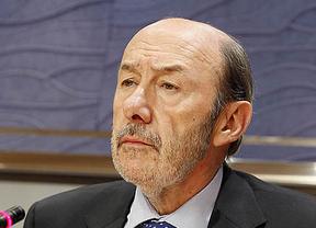 Rubalcaba cree que el PP arremete contra Cáritas por