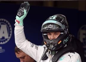 Rosberg vence en su feudo y Alonso termina quinto