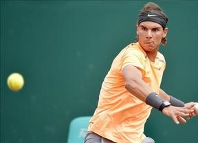 Nadal domina a Wawrinka para acceder a semifinales del Masters 1.000 de Montecarlo (7-5, 6-4)