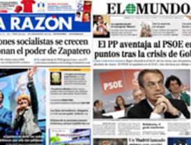 Zapatero sigue sin remontar el vuelo: Rajoy obtendría el 46.4% de los votos