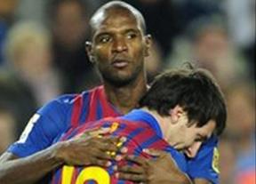Cuando el río suena... Abidal no descarta que Messi asuma 'el reto diferente' de fichar por el PSG