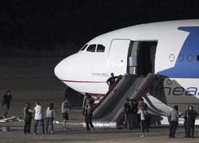 Aterrizaje forzoso 'de película' en el aeropuerto de Ciudad Real