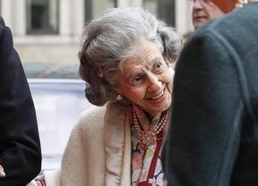 La 'reina madre' de Bélgica, la española Fabiola, muere a los 86 años