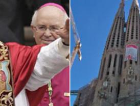El Papa inicia su jornada en Barcelona reuniéndose con los Reyes