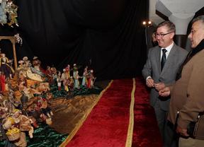 El Museo de Santa Cruz de Toledo expone un belén napolitano del siglo XVIII