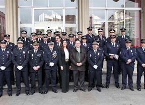 Rosa Romero anuncia un Plan de Inversiones para la Policía Local de Ciudad Real