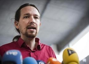 Iglesias: 'Nadie puede decirles a los catalanes el car�cter de sus elecciones'