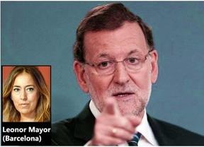 Rajoy carga contra Mas y no hace ninguna propuesta concreta en su primera visita a Cataluña tras el 9-N