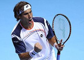 Más difícil todavía para Ferrer: tras caer ante Berdych, le espera 'SuperFederer' en semifinales de Londres