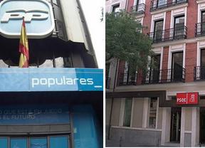 Caras radicalmente distintas en Génova y Ferraz: Rajoy reúne a Comité Ejecutivo para analizar la debacle andaluza