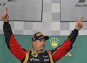 GP de Malasia: La lluvia altera la jornada y deja a Raikkonen como el más rápido en los libres
