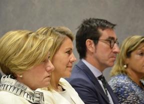 Se suspende el juicio de Cospedal contra Bárcenas hasta que resuelva la Audiencia Nacional