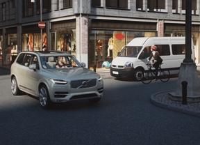 Volvo Cars, POC y Ericsson crean una tecnología para evitar accidentes entre coches y ciclistas