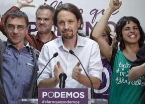 Pablo Iglesias aprovecha el tirón de las europeas para postularse a La Moncloa