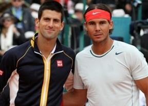 Nadal, medalla de bronce en 2014: acaba tercero en la lista final de la ATP que encabezó Djokovic