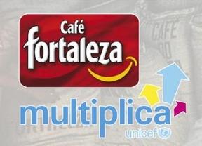 Café Fortaleza colabora con UNICEF en su programa Multiplica por la Infancia