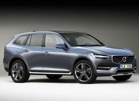 Volvo venderá 50.000 unidades del nuevo XC90 en todo el mundo en 2015, 1.000 de ellas en España
