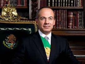 """Calderón llama en NY reducir consumo de drogas o buscar """"soluciones de mercado"""""""