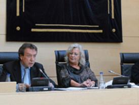 De Santiago-Juárez afirma que con el presupuesto de 2011 se culminarán todos los objetivos de la Consejería para la legislatura