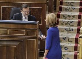 Rosa Díez vuelve a exigir explicaciones a Rajoy sobre el 'caso Bárcenas' pero se ofrece a colaborar contra la corrupción