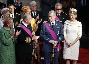 El rey Alberto II firma su abdicación tras 20 años de reinado en Bégica