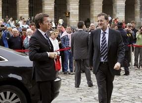 Rajoy y Feijóo coinciden este sábado por primera vez en campaña en un mitin en Pontevedra