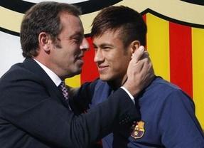 El padre de Neymar: